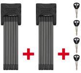 ABUS Bordo 6000 TwinSet black