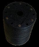 Magnetscheibe einzeln 6 Magnete - Indikatorscheibe