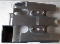 Akkubodenplatte Z1 , silber, blau, rot oder schwarz